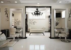 Идеи для дизайна салона красоты -100 вариантов с фото